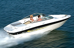Sky Blue Vacation has boat rentals available to you for your Lake Norman vacation
