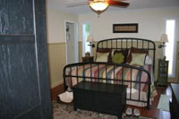 Bedroom number 1 at Bear Creek Lodge - Another spectacular Luxury Lakefront SkyBlue Vacation Property