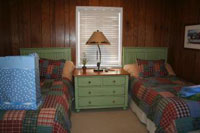Bedroom number 3 at Bear Creek Lodge - Another spectacular Luxury Lakefront SkyBlue Vacation Property