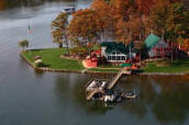 Bear Creek Lodge - Another spectacular Luxury Lakefront SkyBlue Vacation Property