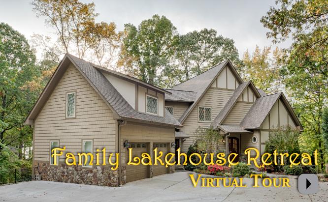 Family Lake House Retreat Sky Blue Vacation Rental Homes